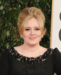 Adele.....Got to love a REAL women with a BIG voice....my kinda lass