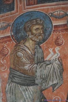 Markov Monastery of St. Demetrius. Macedonia. Part VII