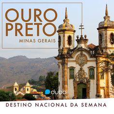 Ouro Preto é a cidade mais visitada de Minas Gerais e foi a primeira cidade brasileira a ser considerada pela Unesco como Patrimônio da Humanidade.   Veja o que nossos viajantes falam sobre esse destino incrível: https://www.dubbi.com.br/perguntas/o-que-tem-de-mais-especial-em-ouro-preto