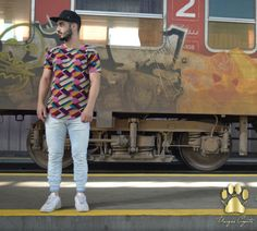 #unique_coyote #coyotefashion #coyoteclothing #handmade #tshirt #mens_fashion #street #fashion
