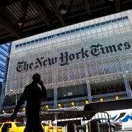 The New York Times Is Now Supported by Readers, Not Advertisers
