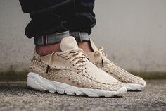Nike Air Footscape Woven 'Linen' - EU Kicks: Sneaker Magazine