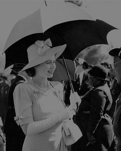 Princess Elizabeth photographed in Basutoland (now Lesotho) during the royal tour of South Africa in March 1947.