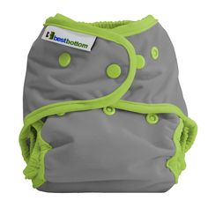 Best Bottom Diapers- Snap Closure- Dragonfly Ripple