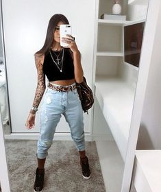 golden aesthetic — the beige look Teen Fashion Outfits, Short Outfits, Stylish Outfits, Girl Fashion, Summer Outfits, Cute Outfits, Looks Adidas, Denim Shorts Outfit, Denim Skirt