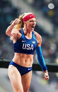 Athletic Body, Athletic Models, Athletic Women, Athletic Events, Beautiful Athletes, Crossfit, Gym Workout For Beginners, Fitness Motivation Pictures, Gymnastics Girls