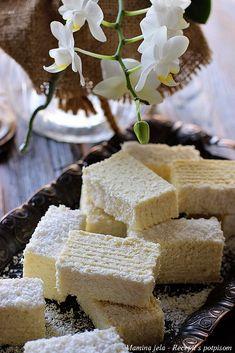 Baking Recipes, Cake Recipes, Dessert Recipes, Low Carb Recipes, Torte Recepti, Kolaci I Torte, Posne Torte, Serbian Recipes, Torte Cake