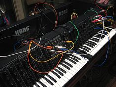 51 Best Korg MS-20 images in 2013   Ms, Music studios, Rec rooms