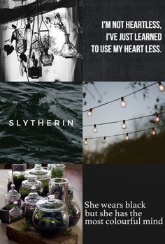 "goblet-of-fire4: ""Slytherin aesthetic """
