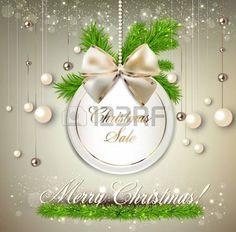 紙ラウンドの休日ラベル「クリスマス セール」。ベクトル テンプレート photo