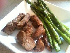 Steak on Tuesday - Broiled Steak Bites - Meal Planning, Quick Menus, Cooking – 5 Dinners in 1 Hour