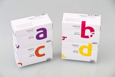 Vitamins – Young Package '13 on Packaging Design Served