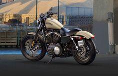 Harley 883 Sand Camo Denim