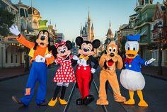 Era uma vez… o mundo Disney