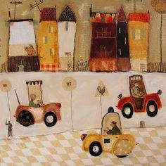"Raphaelle Penaud-""Dans ma rue"""