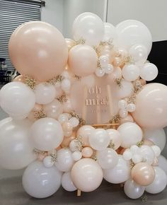 Deco Baby Shower, Girl Shower, Baby Shower Themes, Baby Shower Decorations, Wedding Decorations, Sweet 16 Birthday, Baby Birthday, 21st Birthday, Birthday Party Themes