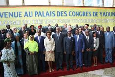 African Education: AIMS Cameroon – Opening Ceremony africanperspectivesblog / February 19, 2014 Two Nobel Laureates, a Fields Medallist, a former Governor General of Canada and Cameroonian Prime Minister gather in Cameroon to search for Africa's Einstein