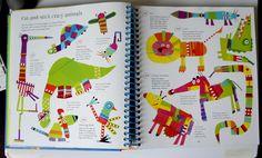 Inspiration: Fiona Watt — 1000 things to make and do Fiona Watt, How To Make, Kids, Animals, Inspiration, Young Children, Biblical Inspiration, Boys, Animales