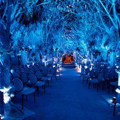 A Siberian Night: Melissa Rivers Wedding at The Plaza Hotel