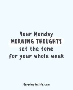 """46 Monday Motivation Quotes To Start The Week Like A Badass <br> Monday sets the tone for the whole week. So here are the best Monday motivation quotes to fight your Monday blues and start the week strong. """"Shit is hard, do Monday Quotes Positive, Motivation Positive Thoughts, Morning Motivation Quotes, Monday Morning Quotes, Morning Thoughts, Morning Humor, English Motivational Quotes, Monday Inspirational Quotes, Motivational Quotes For Success"""