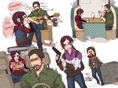 1000+ images about The last of us on Pinterest | Last of ...