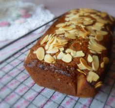 The English Kitchen: Marzipan & Mincemeat Tea Loaf