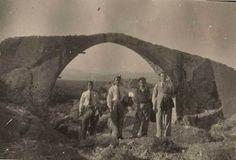 Η γέφυρα του Βλυχού στην Ύδρα