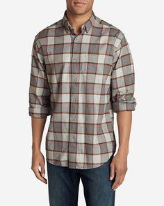 Men's Eddie's Favorite Flannel Classic Fit Shirt - Plaid | Eddie Bauer