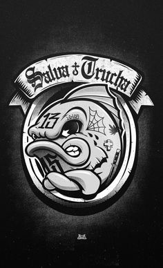 Salva † Trucha by Gabo Romero, via Behance