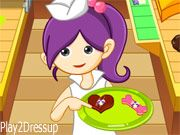 Free Online Girl Games, You are in charge of getting the cookies out of the store and you need to do it quickly!  Play Cookie Maker and watch over the assembly line to make sure everything is being made correctly!, #cooking #restaurant #kid #fun