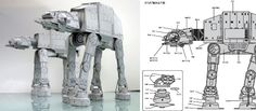 40 Amazing Papercraft Templates for the Geek Inside You - Speckyboy Design Magazine