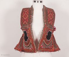 Macedonian ( ? ) Embroidered, embroidered  felt Jacket
