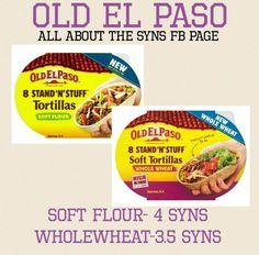 Asda Slimming World, Slimming World Free Foods, Healthy Food, Healthy Eating, Healthy Recipes, Syn Free Food, Slimmimg World, Taco Bowls, Food Lists