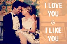 Leslie Knope and Ben Wyatt on Parks and Recreation #favoriteshow