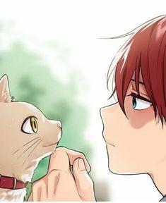 Anime Neko, Haikyuu Anime, Otaku Anime, Kawaii Anime, Anime Art, Anime Wallpaper Phone, Hero Wallpaper, Hot Anime Boy, Cute Anime Guys