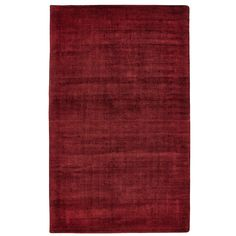 Red Rug - 5x8