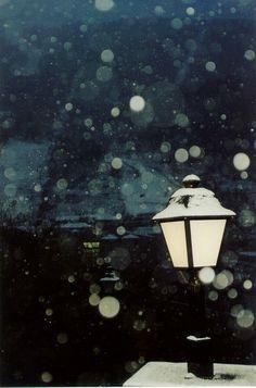 """Gece Yoklaması - """"Belki de yeniden dönerim aranıza""""nın işaretiydi, her şeye rağmen."""