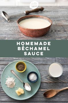 5 Mother Sauces To Elevate Your Cooking Game Gluten Free Brownies, Gluten Free Pizza, Gluten Free Cakes, Gluten Free Recipes, Cheesy Recipes, Chicken Recipes, 5 Mother Sauces, Bechemel Sauce, Cooking Tips