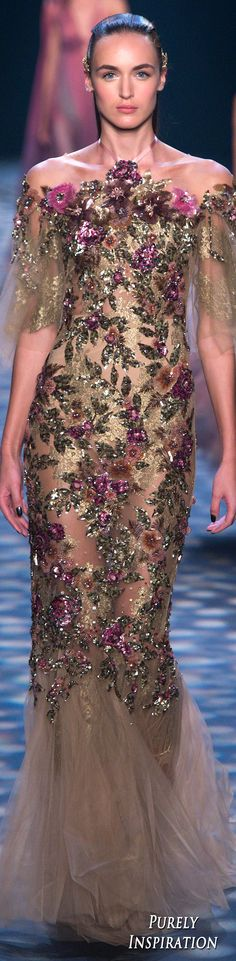 Marchesa SS2017 Women's Fashion RTW   Purely Inspiration