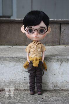 Commission Blythe Boy : Makoto Kun   by little dolls room