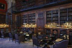 Saint James Paris bar-bibliothèque