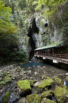 Akiyoshido Cave, Yamaguchi, Japan