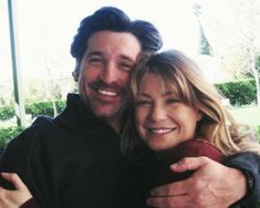 Find images and videos about love, grey's anatomy and meredith grey on We Heart It - the app to get lost in what you love. Greys Anatomy Couples, Greys Anatomy Cast, Grey Anatomy Quotes, Derek Shepherd, Grey's Anatomy Wallpaper, Meredith And Derek, Netflix, Patrick Dempsey, Youre My Person