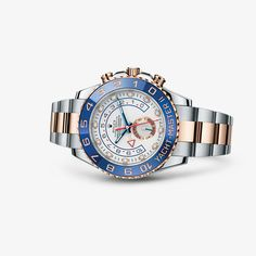 The Oyster Perpetual Yacht-Master II is a unique regatta chronograph that gives both experienced yachtsmen and enthusiasts that essential racing edge.