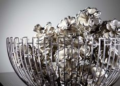 Buy Ethan Allen's Nickel Pine Cone or browse other products in Decorative Objects. Decorative Objects, Decorative Bowls, Silver Christmas, Christmas Wedding, Christmas Tree, Elegant Centerpieces, Festival Lights, Holiday Ornaments, Holiday Decor