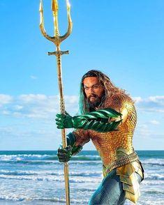 King of the Seven Seas Dc Comics Heroes, Dc Comics Characters, Marvel Dc Comics, Comic Superheroes, Aquaman Movie 2018, Aquaman Film, Villain Costumes, Girl Costumes, Halloween Costumes