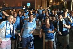 #DoneandDusted. The #ALeague season is #SydneyFC's to lose concludes Ray Gatt.