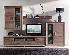 Tango nappali szekrénysor Fireplace Bookcase, Living Room Bookcase, Indian Living Rooms, Small Living Rooms, Villa Design, House Design, Tv Wall Decor, Tv Furniture, Tv Unit Design