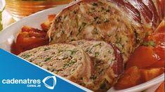 Receta de Pastel de Carne / Cómo hacer pastel de carne