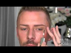 SIMPLE, EASY HOODED EYE TUTORIAL (USING BRIGHT COLOUR) - YouTube